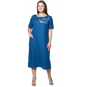 Платье, , 5 100.00 р., 7334, MARA, Платья